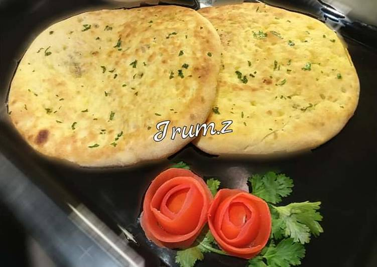 Easiest Way to Prepare Homemade 🌶🌮🍛Keema Naan🍛🌮🌶 (Stuffed mince flatbread)