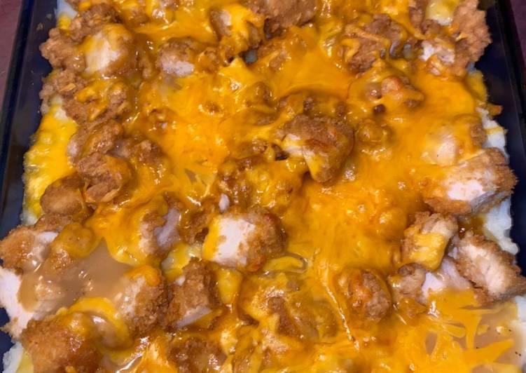 Copycat KFC bowl
