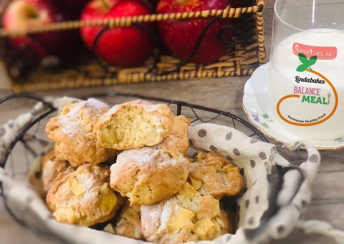 Steps to Prepare Ultimate Cinnamon Apple Cookies