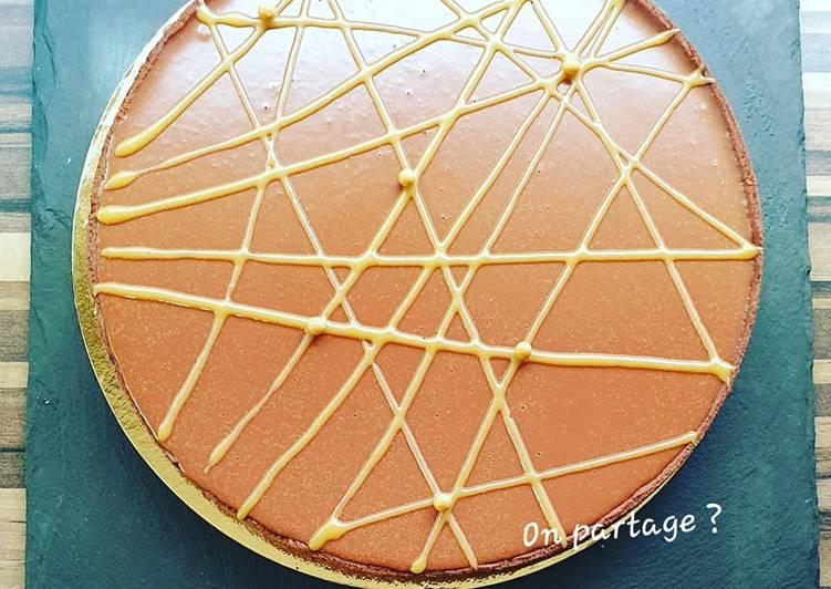 Comment Préparer Des Tarte caramel passion et chocolat