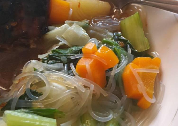 Resep Sop Sayur Bening Yang Gampang Sedap