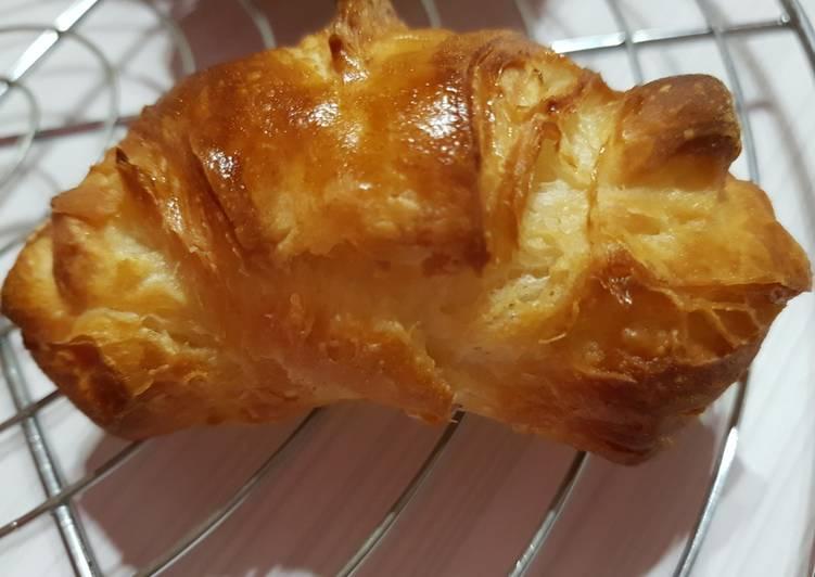 Croissants ou pains au chocolat