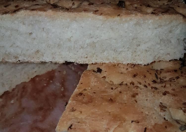 Ricetta Pizza Bianca.Recipe Of Quick Pizza Bianca Ricetta