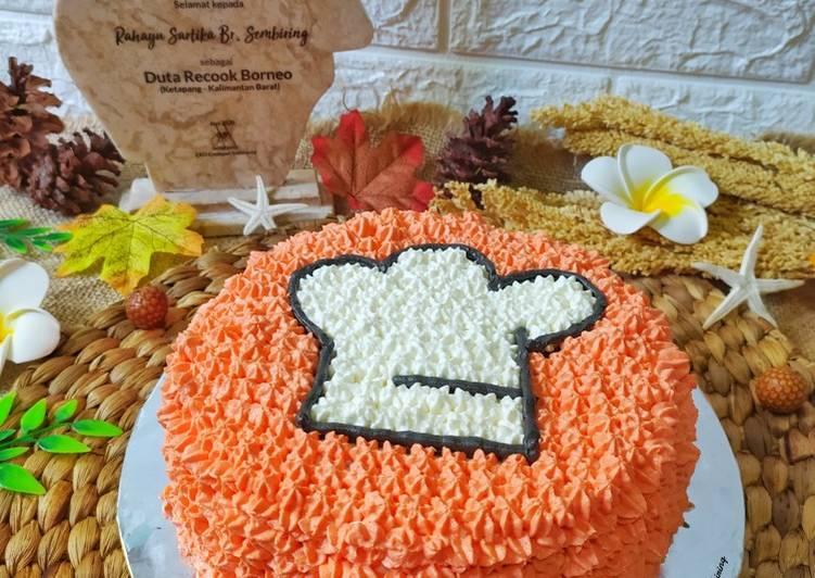 Cookpad Rainbow Cake