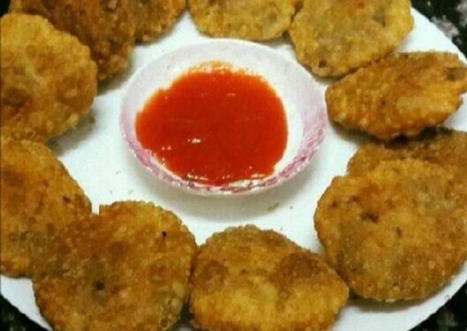 Kheema Kachoris or Mutton Mince Kachoris