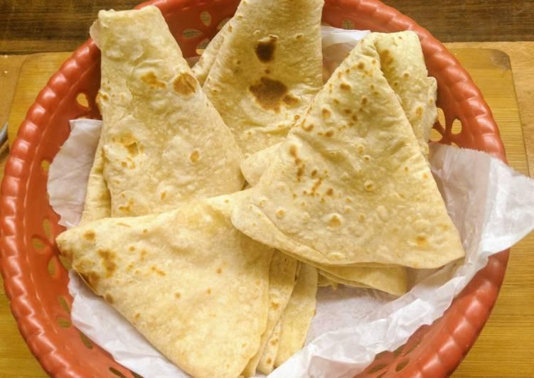 Steps to Prepare Award-winning Rumali Roti