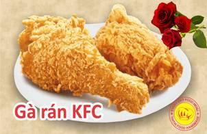 Gà chiên KFC || Gà Rán Giòn Bên Ngoài, mềm, thơm bên trong như KFC
