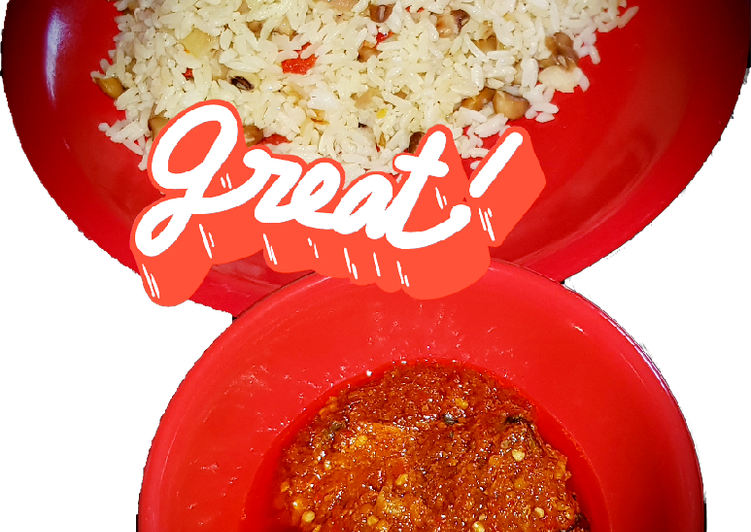 Recipe of Award-winning Rice and beans
