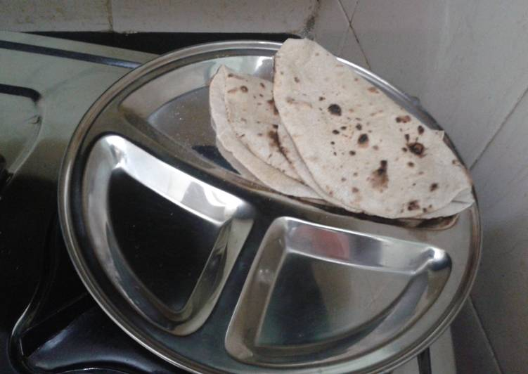 Chapati (Indian Home-made Bread)