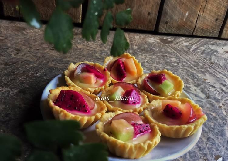 Resep Pie Buah Mini Paling Gampang