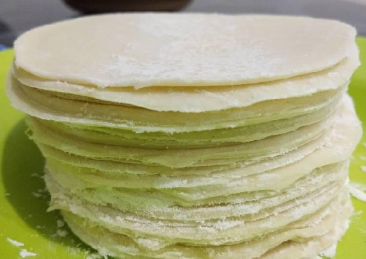 Kulit Pangsit / Dumpling / Gyoza