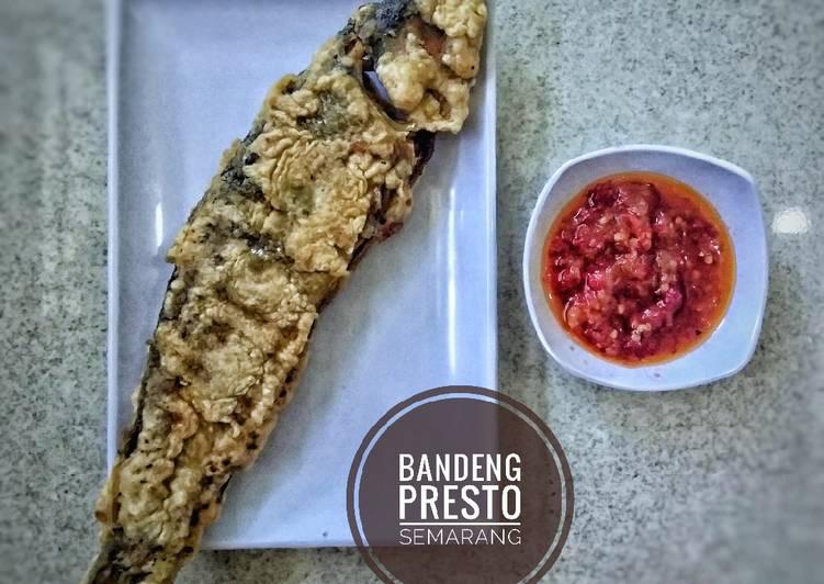 162. Bandeng Presto Semarang