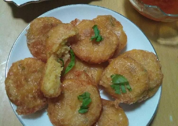 Resep: Perkedel kentang utk Soto