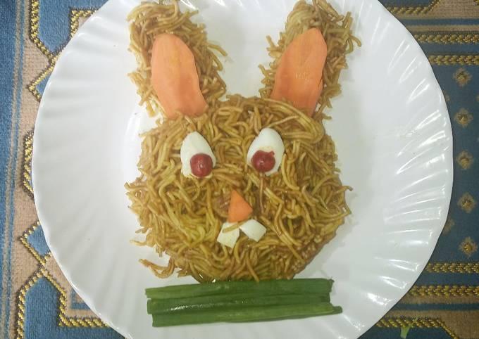 """Hakka Noodles"""