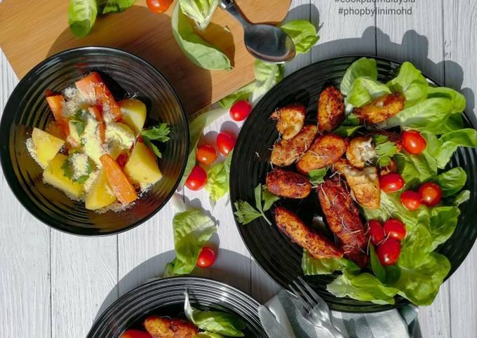 Gluten free homemade sausage #phopbylinimohd #batch17