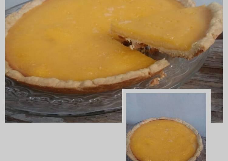 Resep Kue Pie Teflon Bikin Jadi Laper
