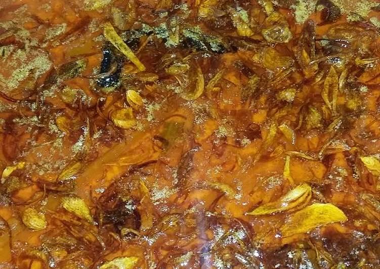 Sayur ketupat Lebaran