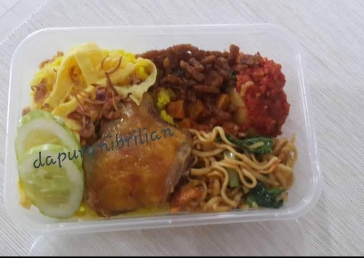 Nasi kuning premium - cookandrecipe.com
