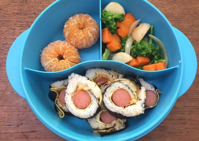 Bento Sushi Sosis