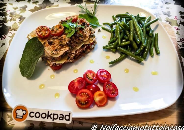 How to Make Tasty Lasagna di Sarde, Patate e Pomodorini al profumo di erbe aromatiche