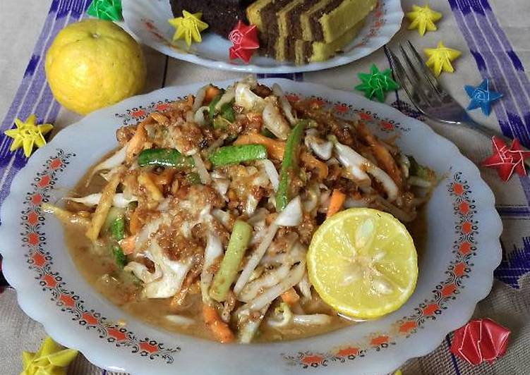 8.Gado-gado salad #Selasabisa #Bikinramadanberkesan
