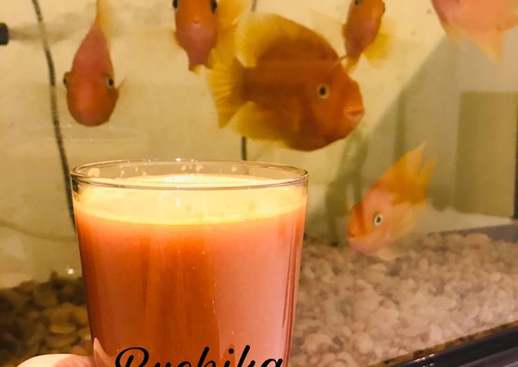 Gooseberry citrus juice