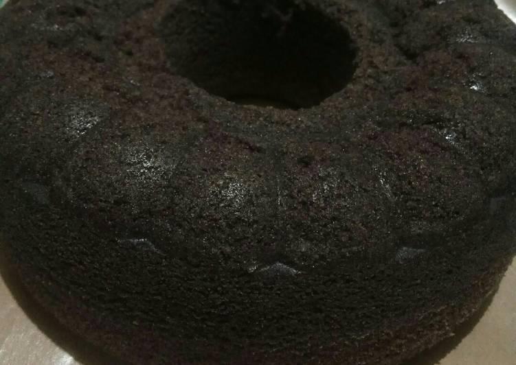 Langkah Mudah untuk Masak Bolu kukus ketan hitam 🇮🇩 yang Sedap