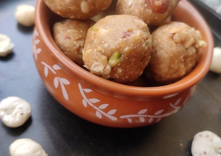 Top 10 Dinner Easy Royal Multivitamin Laddu / Makhana Laddu