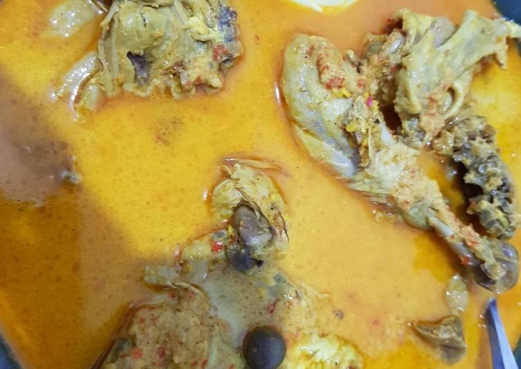Resep Gulai ayam Padang praktis Yang Gampang Bikin Ngiler