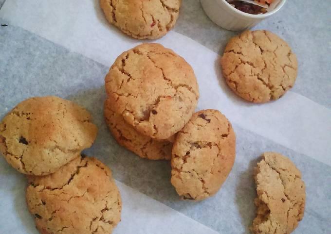 Easiest Way to Prepare Delicious Fruit Oatmeal Cookies