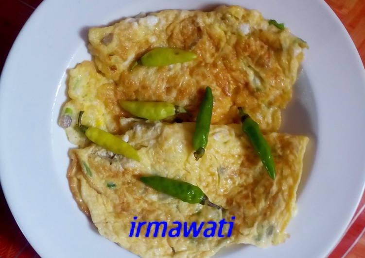 Telur Dadar Simple #srpn4
