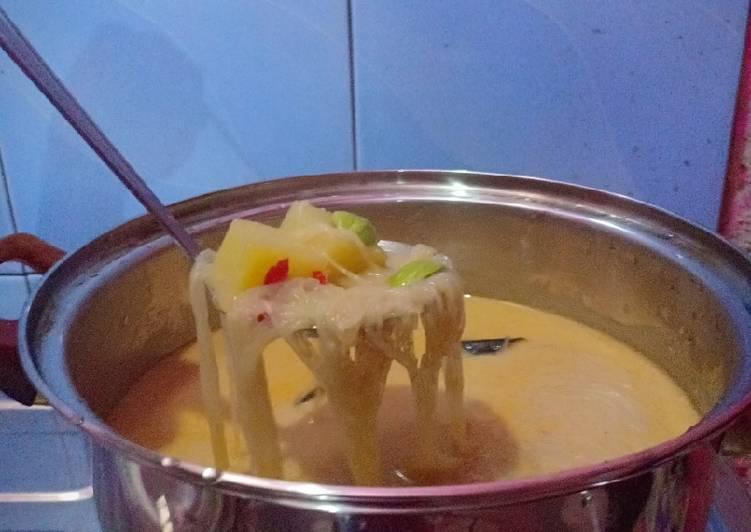 Sayur besan pete Ciseeng