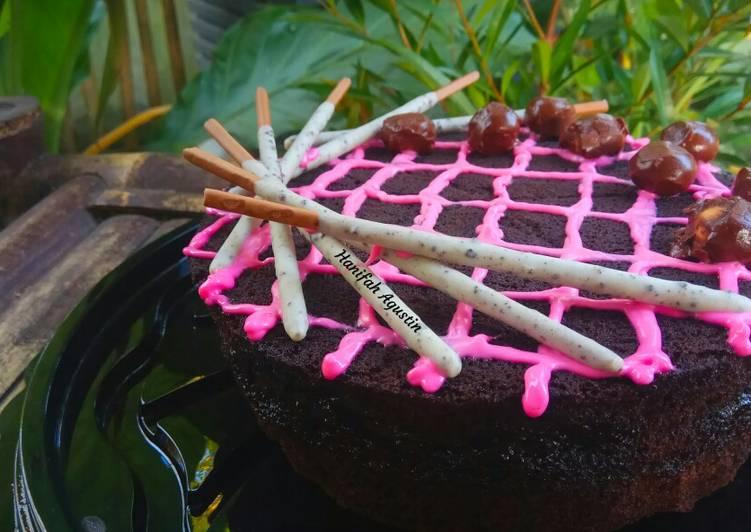 24. Brownies Kukus Lumer #kamismanis