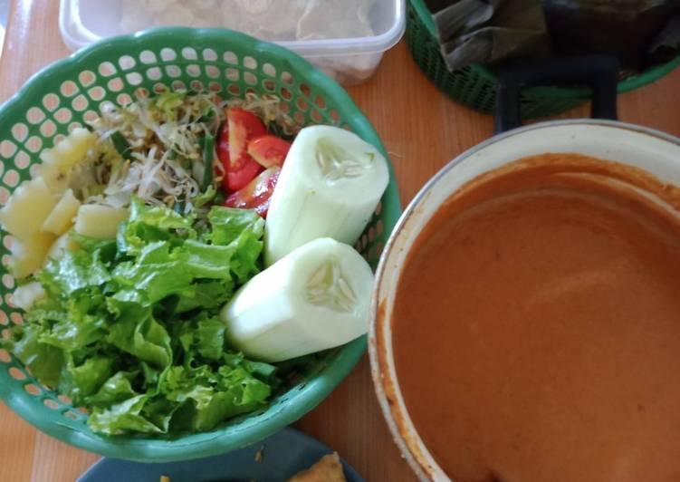 Gado-gado (salad jowo)