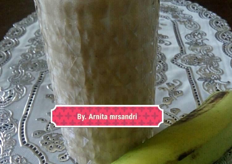 Resep Jus Sehat Tinggi Protein Oleh Arnita Mrsandri Cookpad