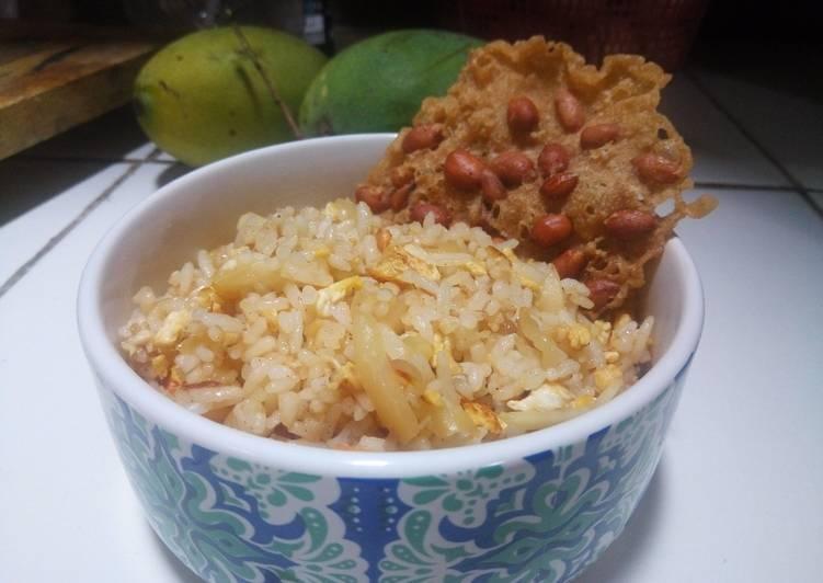 Green Mango Fried Rice
