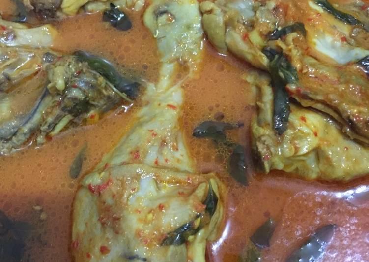 #14 Ayam Woku Kemangi