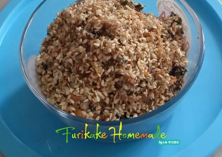Furikake Homemade (with Abon Sapi)