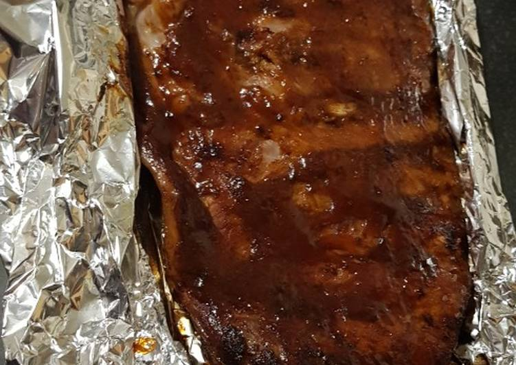 Recipe of Ultimate Easy Ribs