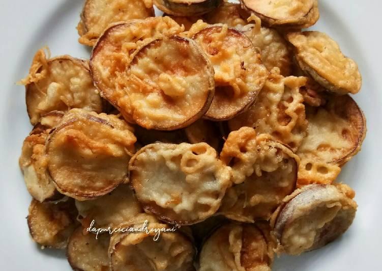 Terong Goreng Tepung Crispy