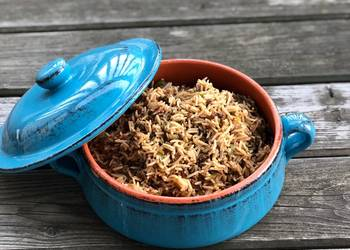 How to Make Appetizing Dirty rice