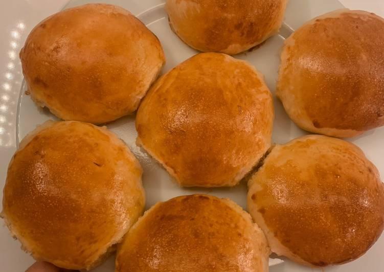 Mes petits pains à l'huile d'olive