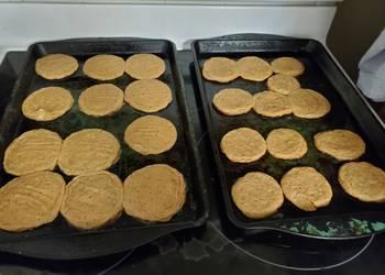 Easiest Way to Prepare Tasty 4 Ingredient Peanut Butter Cookies