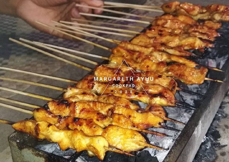 Sate Ayam Juicy 🤤 - cookandrecipe.com