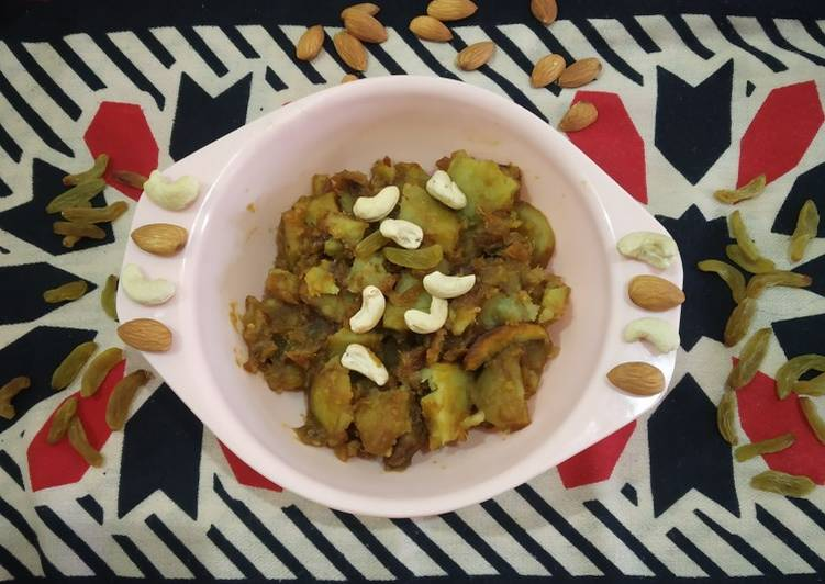 Recipe of Award-winning Sweet potato halwa