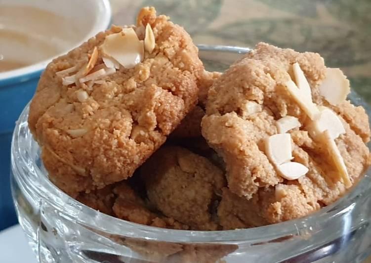 Peanut butter cookies #keto