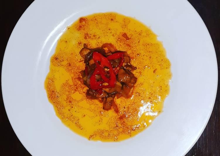 Resep Ayam Kungpao yang Lezat Sekali