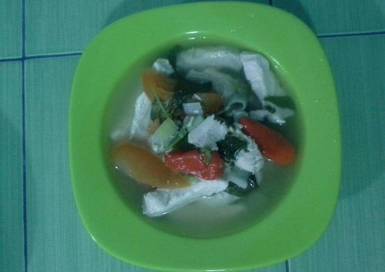 Soup ikan marlin