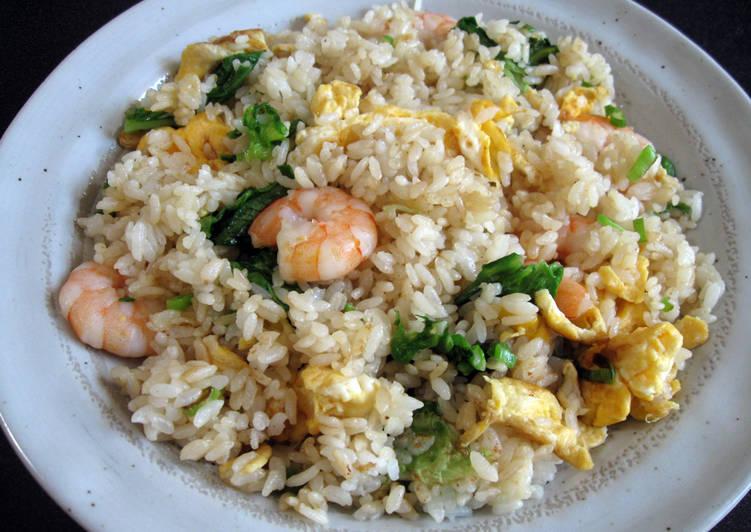 Prawn & Egg Fried Rice