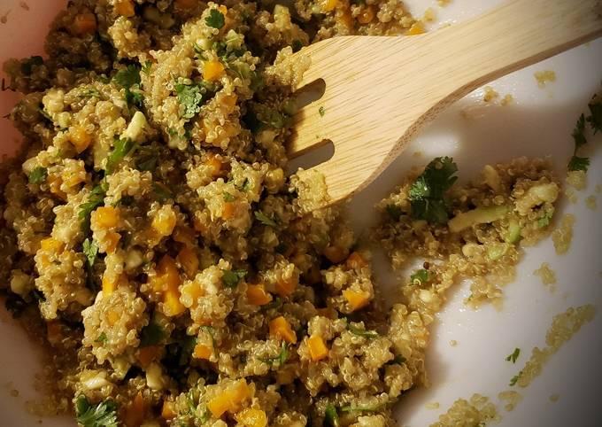 Zesty Quinoa
